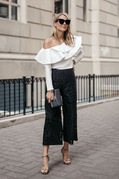 Ruffles And Frills – 2018's Hot Fashion Trends