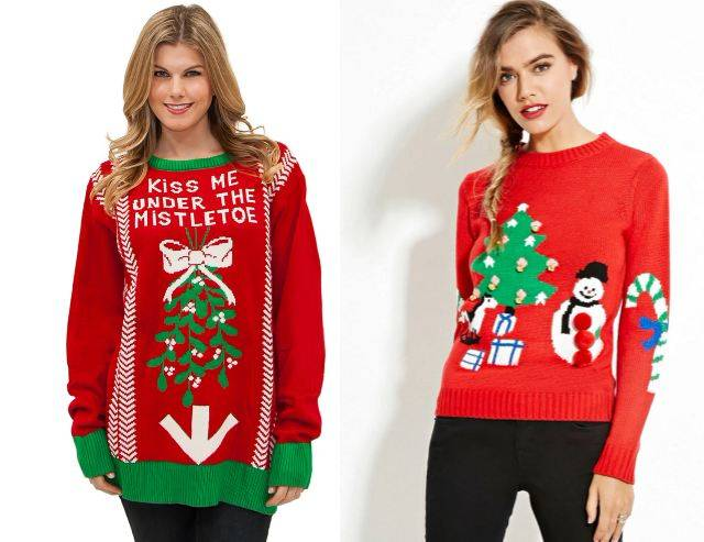 5 Things Not To Wear To An Office Christmas Party