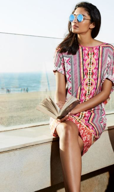 Get In The Zone With A Kaftan Dress