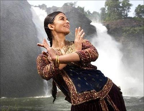 Aishwarya Rai In Guru