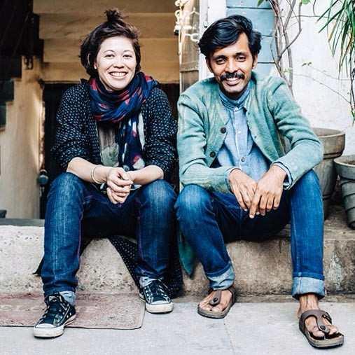 LIVA_Cares_Eco_Friendly_Designer_Shani Himanshu And Mia Morikawa
