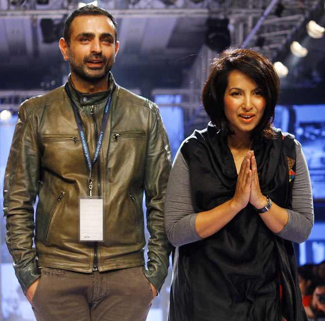 LIVA-Fashion-Trends-Shraddha-Nigam-and-Mayank-Anand