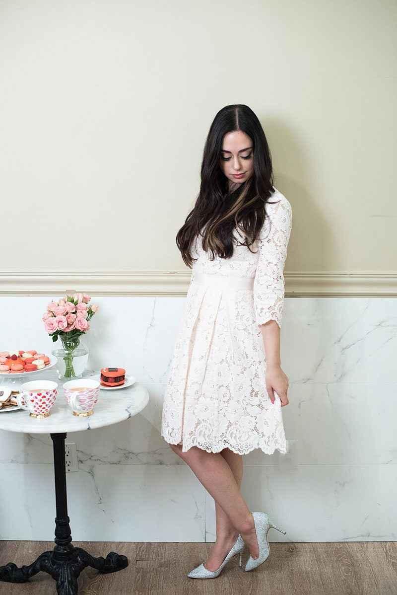 LIVA-Fashion- Dainty In Lace