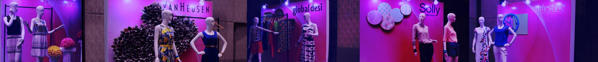 LIVA - AND, Global Desi, Allen Solly Fashion Collections